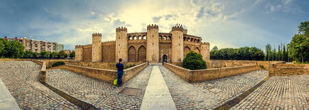 zaragoza: Aljaferia Palace, Zaragoza