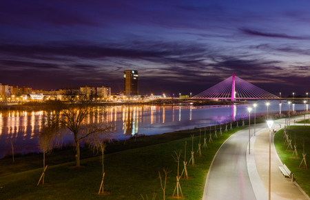 badajoz: Night View Of Badajoz