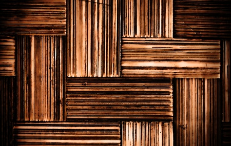 Wooden pattern from rectangles, solid texture. Stock Photo - 9361422