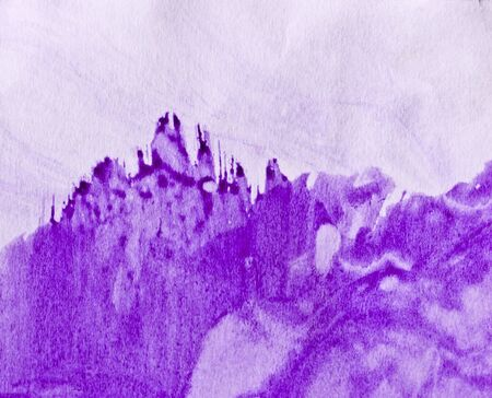 Abstract painted background. Stock Photo - 10291327