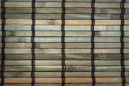 Entire background of old wooden mat. Stock Photo - 13578791