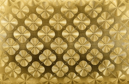 Closeup of luxury golden glamour texture. photo