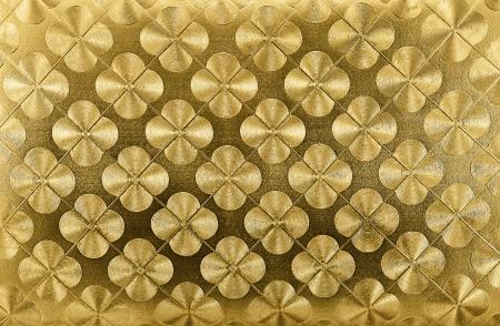 Closeup of luxury golden glamour texture. Stock Photo - 14448433