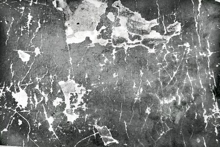 Closeup of B&W grungy scratched texture. Stock Photo - 16114302