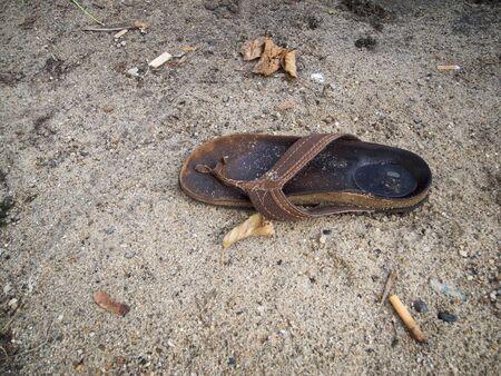 sandalia: sandalia resistido