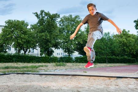 salto de longitud: Power for Long jump