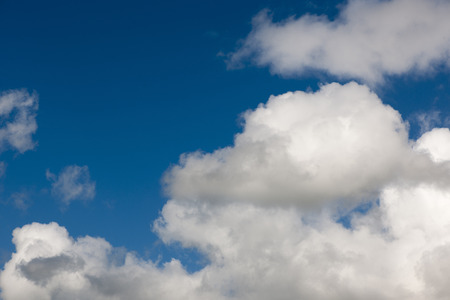 vapore acqueo: cloud formation Archivio Fotografico