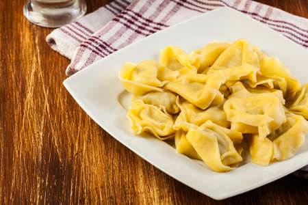 filled: Tortellini shells filled with chesse