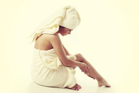 Alternative medicine and body treatment concept.