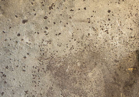 Rusty faded metal background Stock Photo