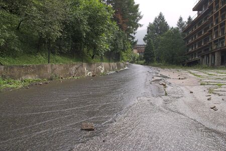 repulse: Flood-beskid-poland