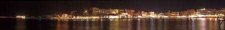kreta: Blick auf Chania - Crete