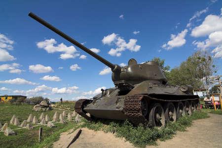 tank from II world war  photo