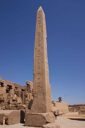 karnak - egypt photo