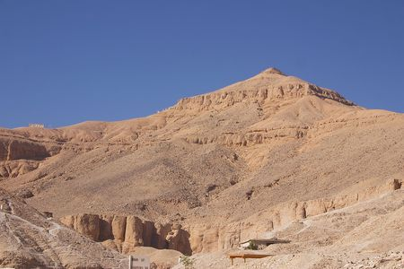 relict: valley of kings - luxor - egypt