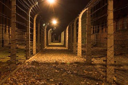 Konzentrations lager Auschwitz-Birkenau-all Souls day photo