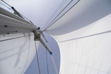 yachtsman: view of different parts of yacht