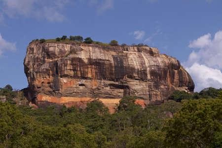 sigiriya: Sri Lanka - Ceylon - Sigiriya - Lions rock