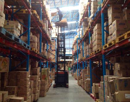 interior: Storehouse