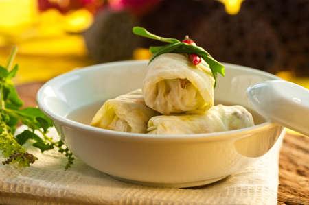 Stuffed Cabbage photo