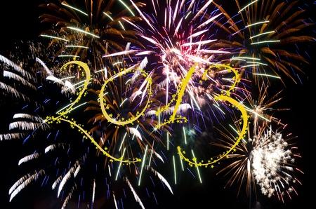New Years 2013 Stock Photo - 12784845