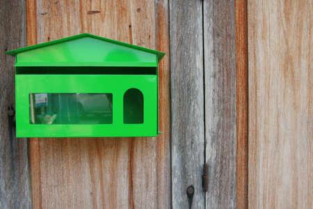 Green Mailbox photo