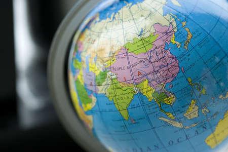 Globe Model photo