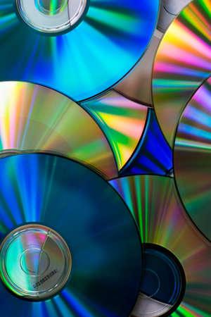 Heap of Disks photo
