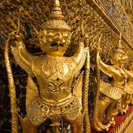 Ancient Palace in Bangkok photo