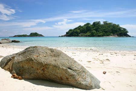 Tropical Beach, Thailand Stock Photo - 7542265