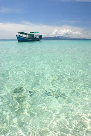Tropical Beach, Thailand photo