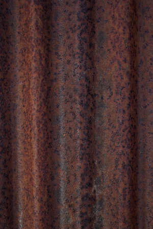 galvanize: Rusted Corrugated Iron