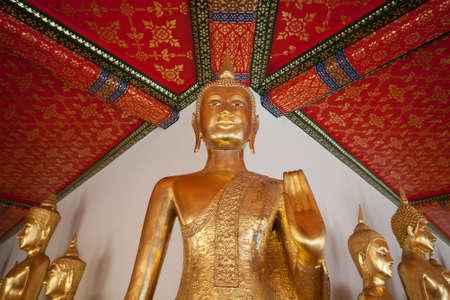 transcendental: Golden Buddha, Wat Pho, Thailand