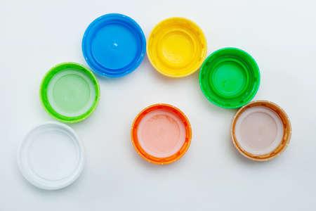 Bottle caps photo