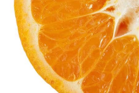 Close up image of orange Stock Photo