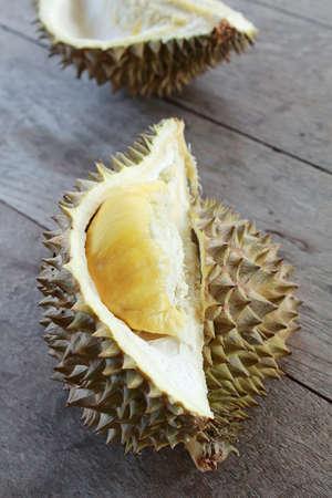 Yellow Durian Stok Fotoğraf