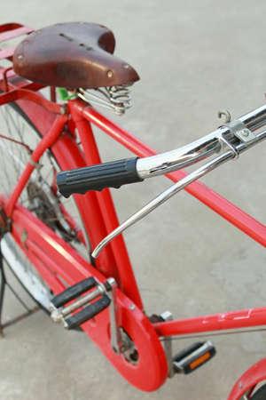 decorated bike: Bicicletta Vecchio