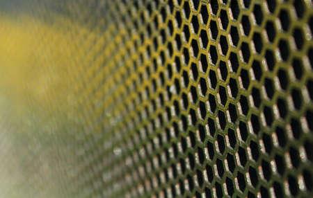 kratka: Speaker grille