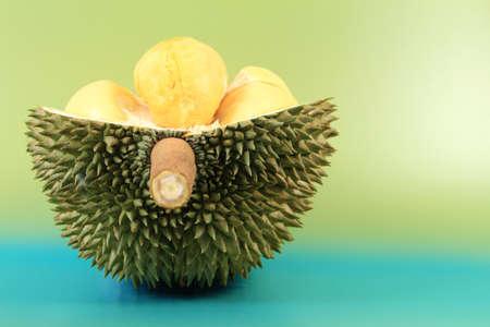 Gros plan de fruits durian Banque d'images - 30511665