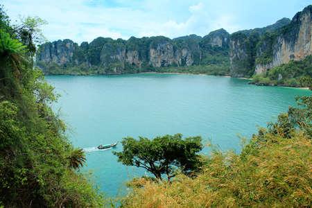 railay: Beautiful beach, Railay in Thailand
