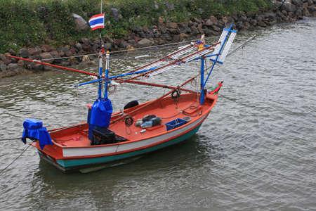 Fisherman boat in Thailand