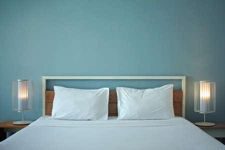 furnishings: Bedroom modern design with furnishings