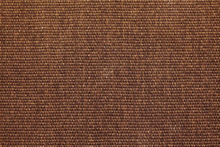 Brown straw carpet macro background texture