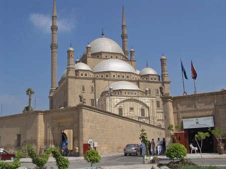 marmol: alabaster mosque