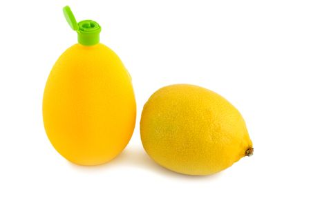 citric acid: Citric acid and lemon