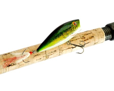 fishing bait for catching predatory  Stock Photo - 4597591