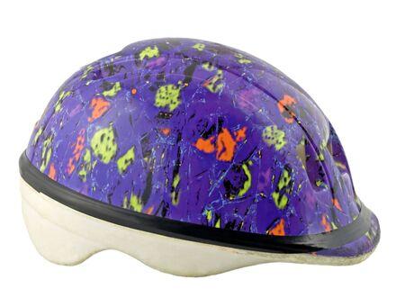 helmet bicycle equipment protection head  photo