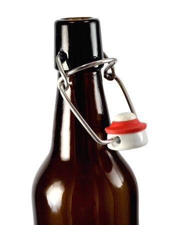 Open bottle of beer Stock Photo - 4603274
