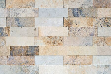 tiled textures stone texture background Stock Photo