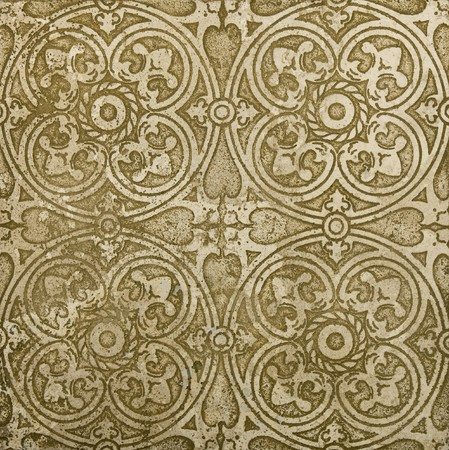 Ornamental old east tile - classic travertine marble texture